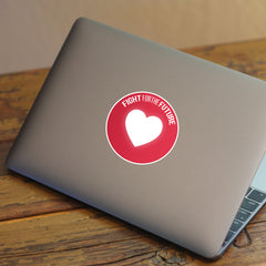 I heart the Internet sticker