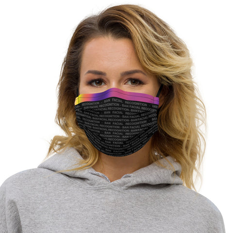Ban Facial Recognition Mask Cover No. 1