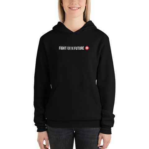 Fight For The Future Hoodie