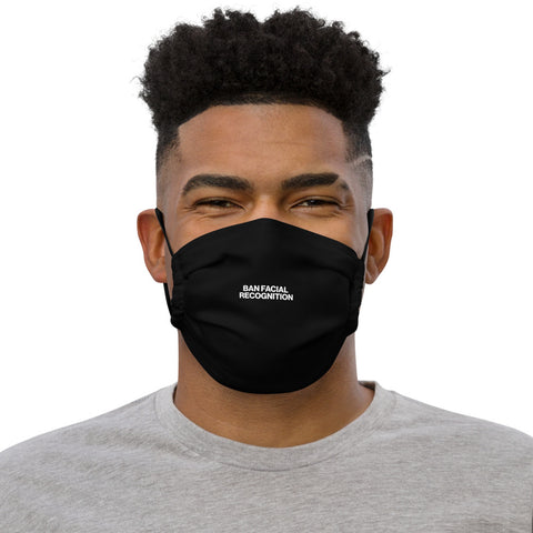 Ban Facial Recognition Mask Cover No. 2