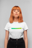 Ban Facial Recognition T-Shirt (White)