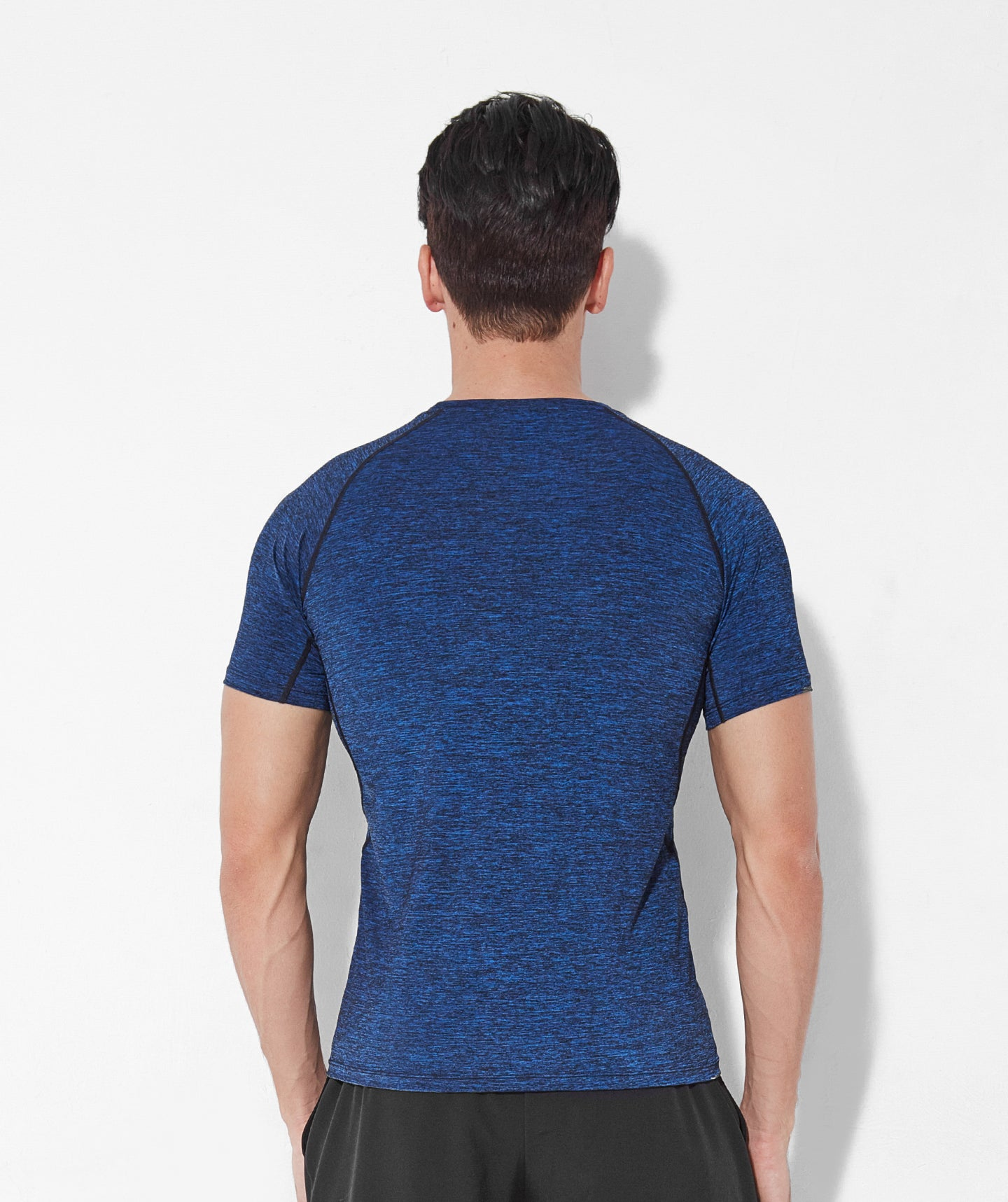 Focus Rapid Short Sleeve Tee - Nathan Blue