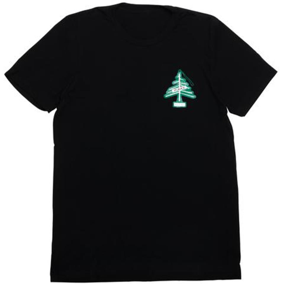 Verde Fresh Air T-Shirt - Black