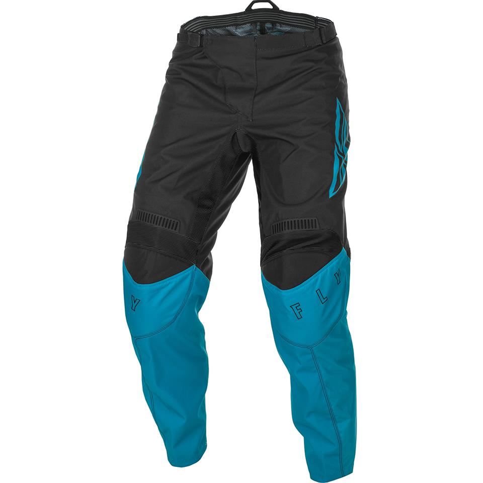 Fly Racing Youth F-16 Race Pant - Blue/Black