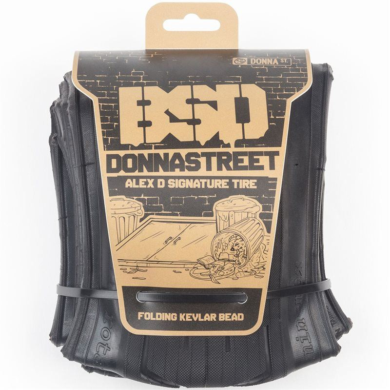 BSD Alex D Donnastreet Folding Kevlar Tire