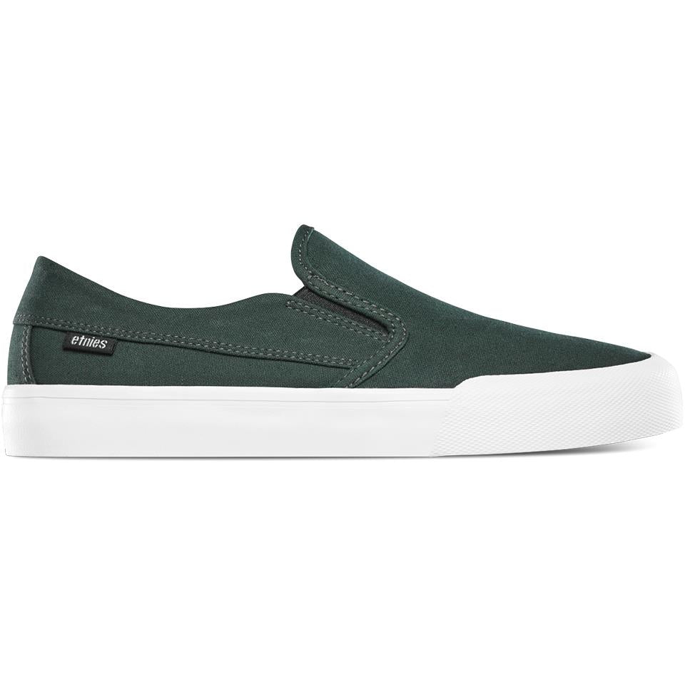 Etnies Langston Shoes - Green/White/Yellow