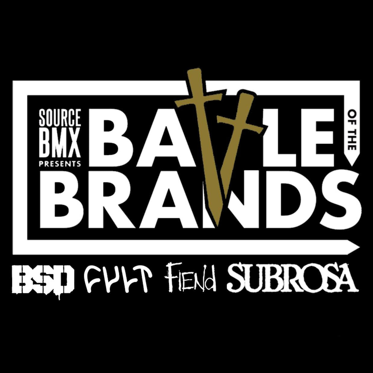 Source Battle of the Brands DVD