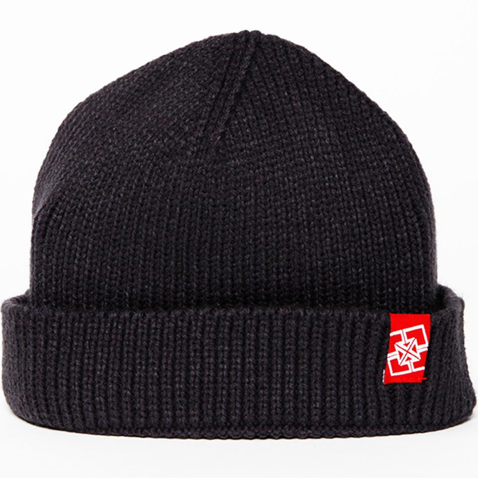FIT Shorty Beanie - Charcoal