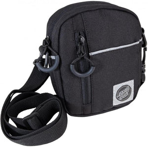 Santa Cruz Connect Shoulder Bag - Black