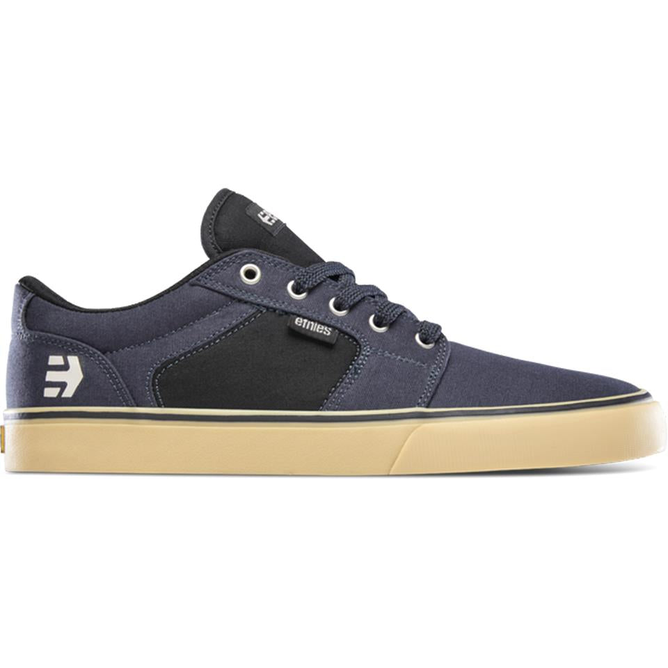 Etnies Barge Preserve Shoes - Navy/Black