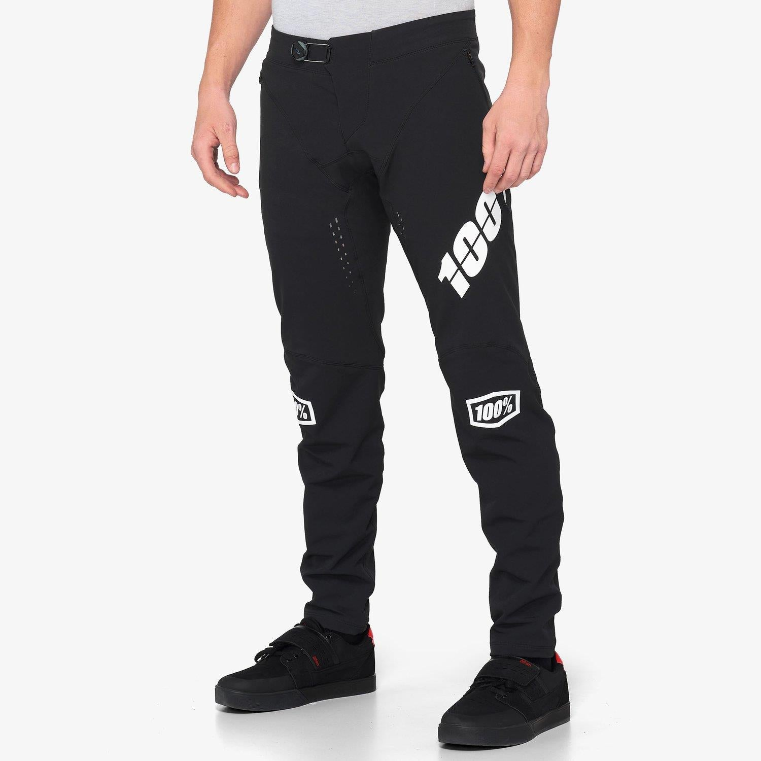 100% R-Core X Race Pants - Black
