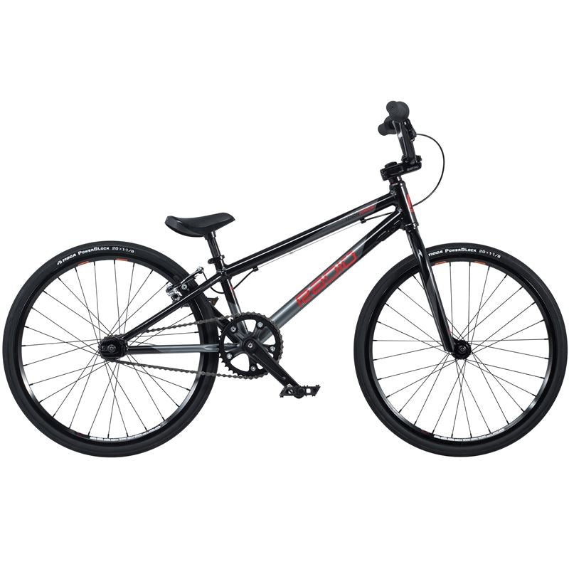 Radio Xenon Junior Race BMX Bike 2019 Black / Silver