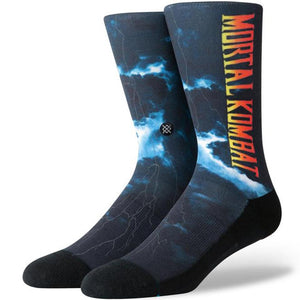 Stance Foundation Motral Kombat II Socks/ Large