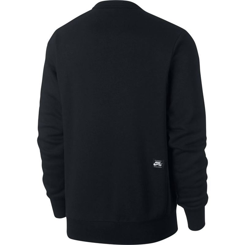 Nike SB Icon Fleece Top - Black
