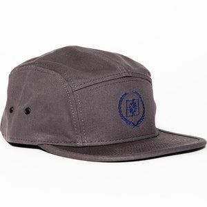 FIT Crest Camper Hat - Charcoal