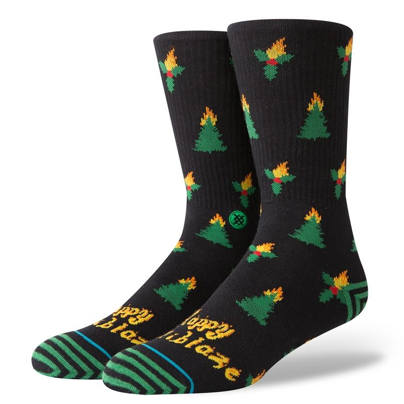Stance Foundation Holiblaze Socks L/XL (8-12UK)