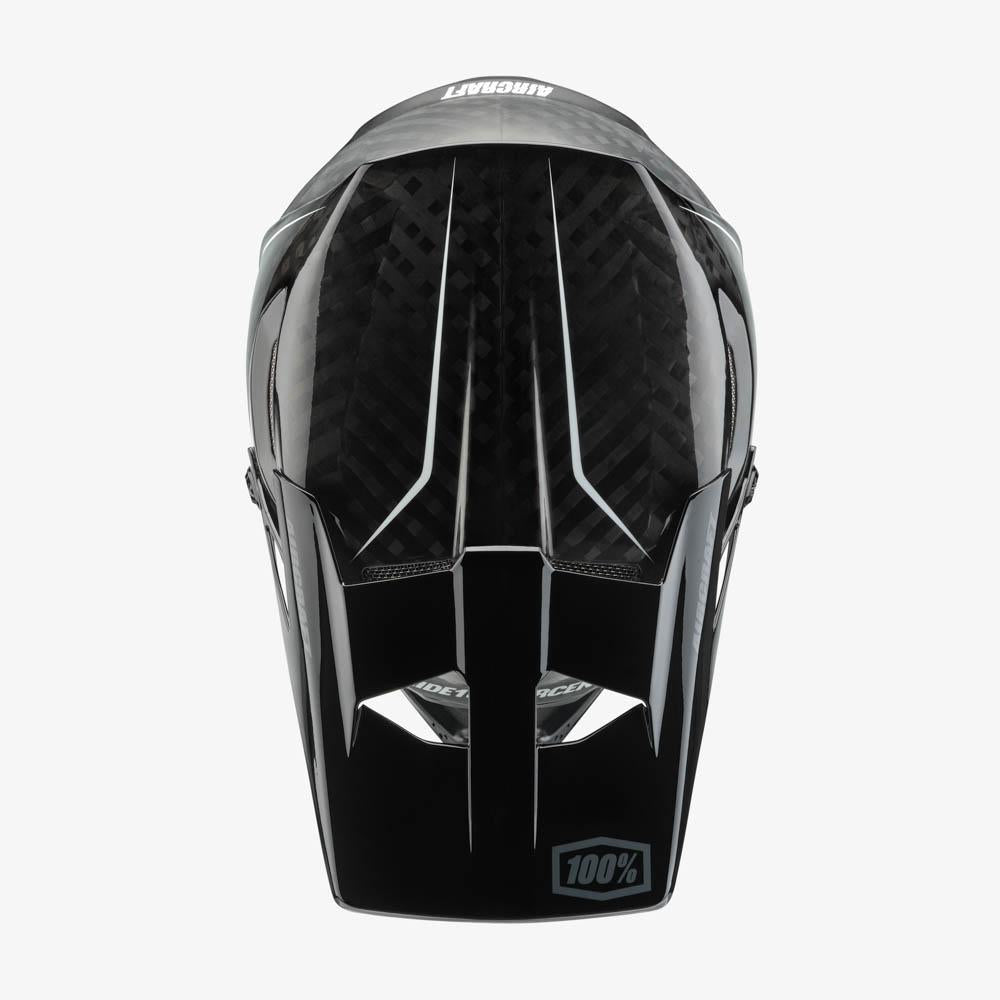 100% Aircraft Carbon MIPS Race Helmet - Raw 2