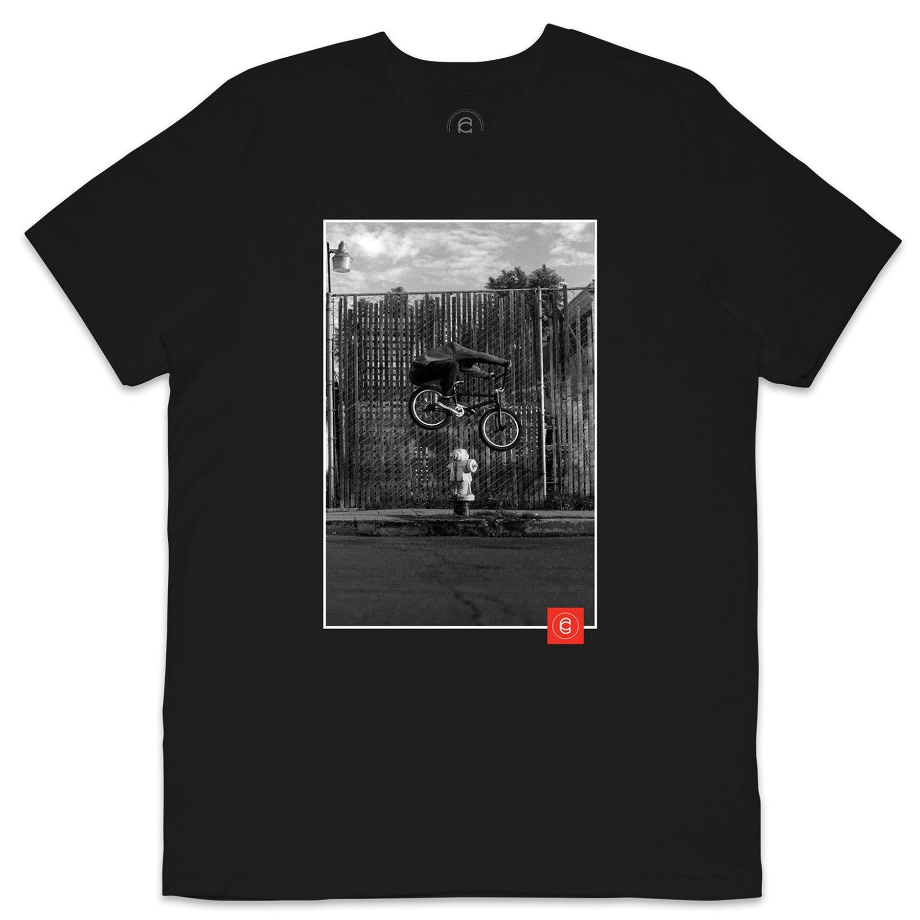 Cinema Timeless T-Shirt - Vintage Black