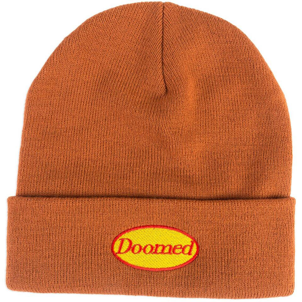Doomed Jerry Beanie - Copper