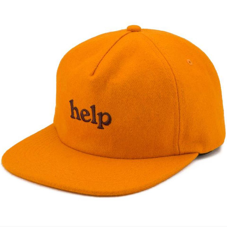 Help Benefit Hat - Gold