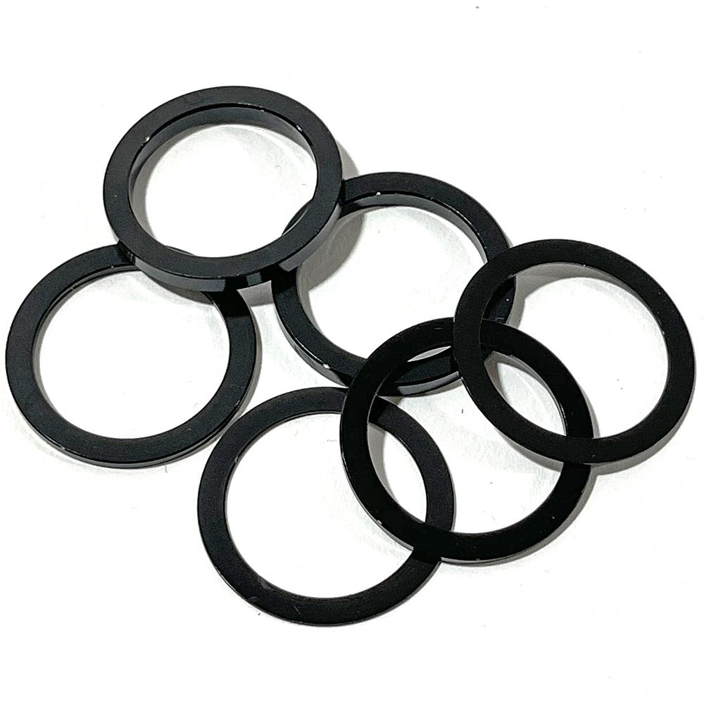Jet BMX Crank Spindle Spacers