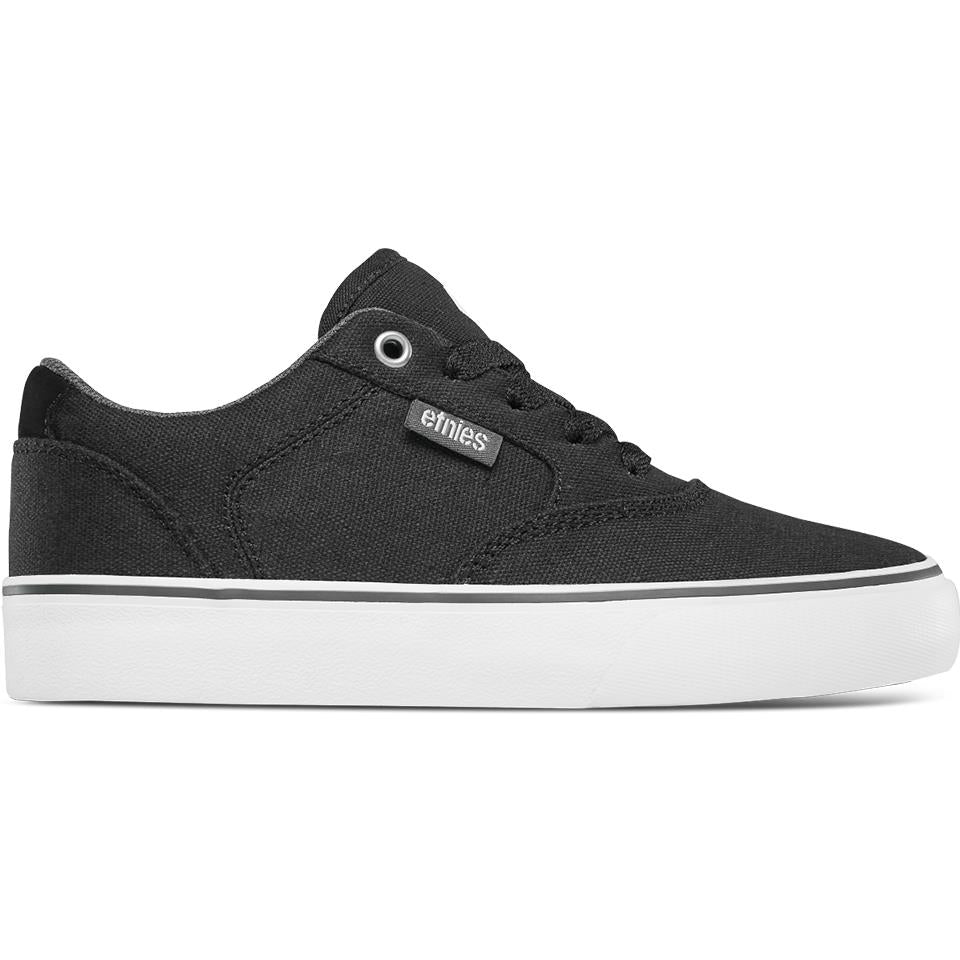 Etnies Kids Blitz Shoes - Black/Olive