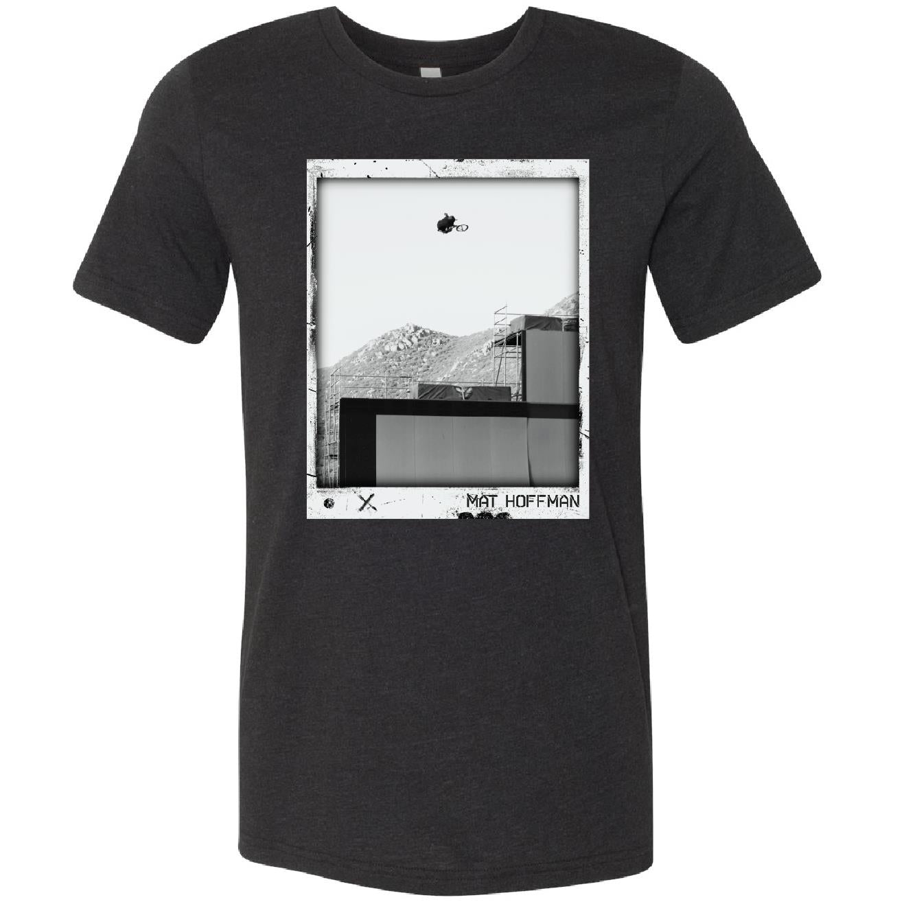 Hoffman Bikes 2015 Big Air Tee - Black