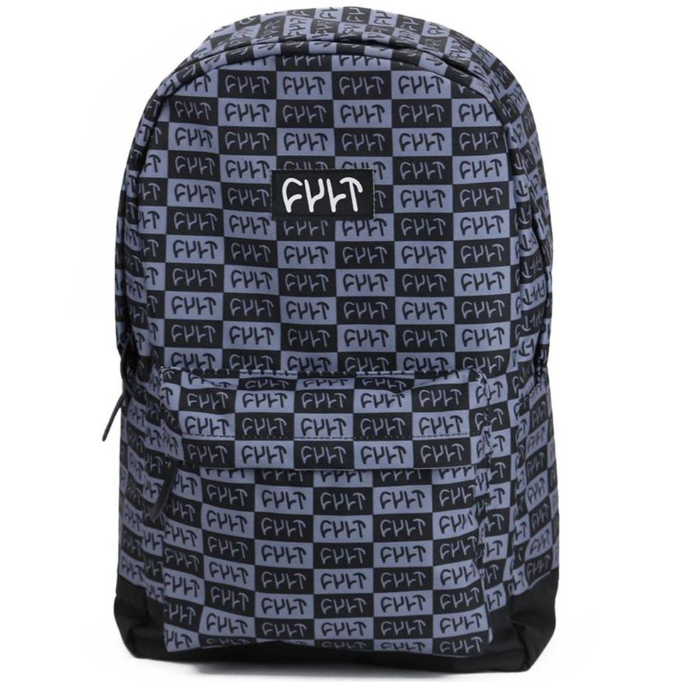 Cult Checker Bag - Black