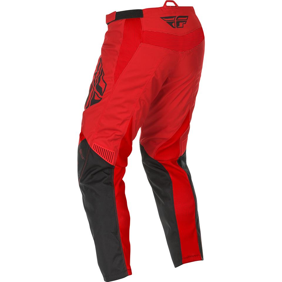 Fly Racing Youth F-16 Race Pant - Red/Black