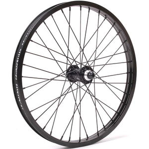 Profile Mini / Alienation Black Sheep Custom Front Wheel