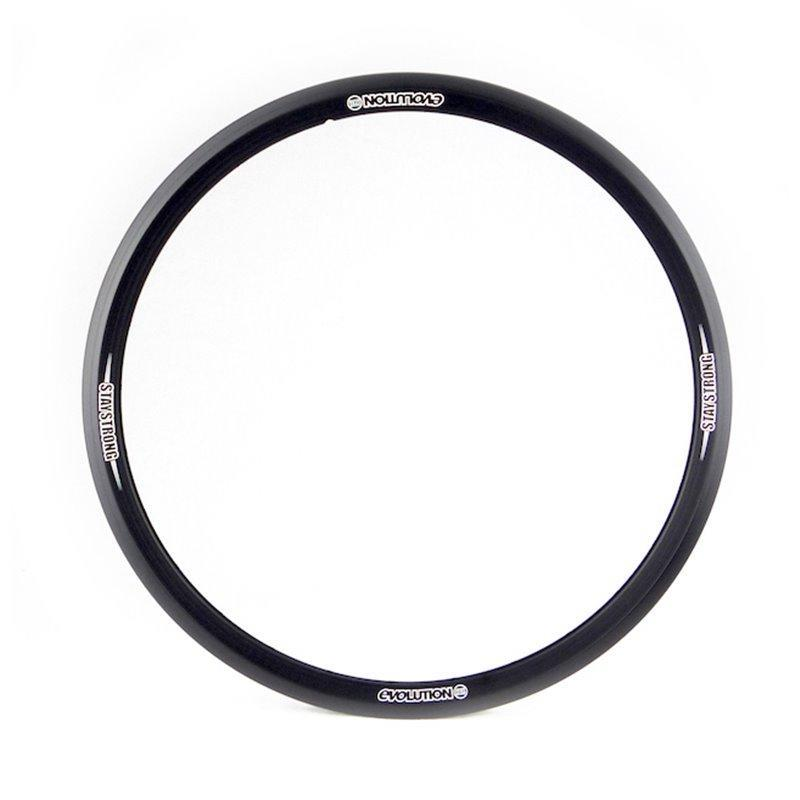 "Stay Strong Cruiser Race Rim - Black/ 24x1.75""/ 36 Hole/ Rear"