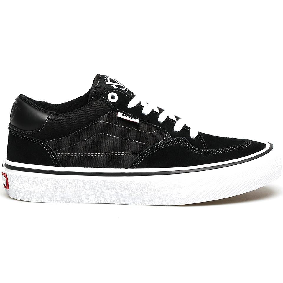 Vans Rowan Pro Shoes - Black/White