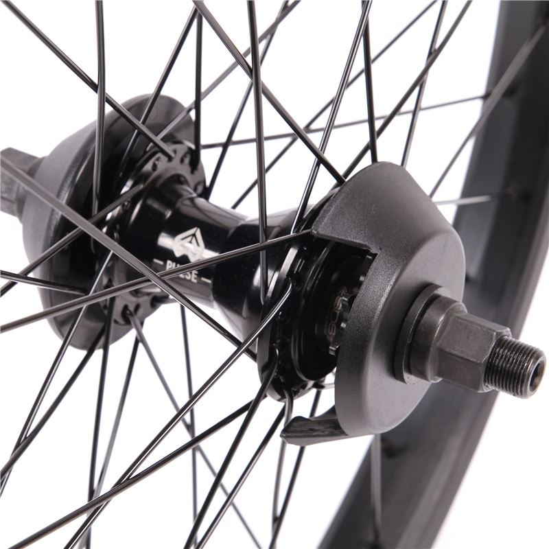 Eclat Pulse / Raven Rear Cassette Wheel With Guards