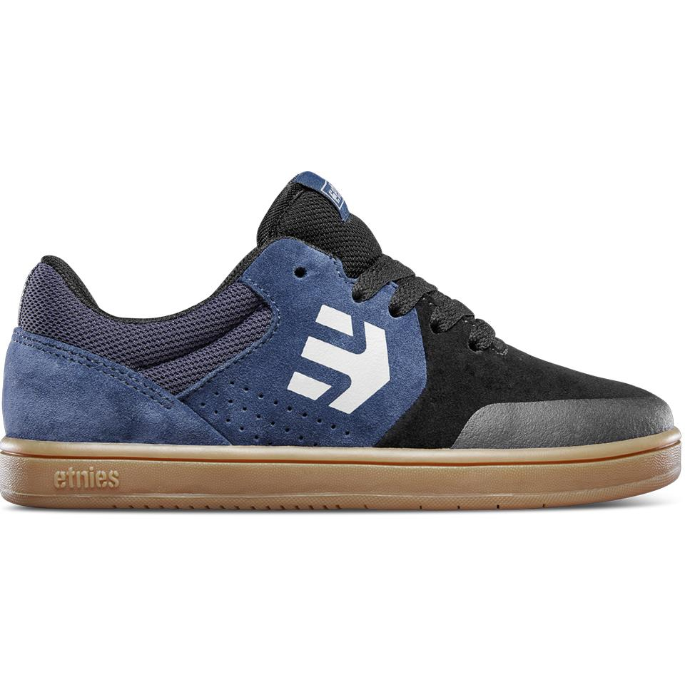 Etnies Marana Kids Shoes - Black/Blue