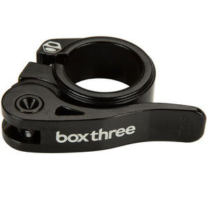 Box Three Quick Release Race Seat Clamp