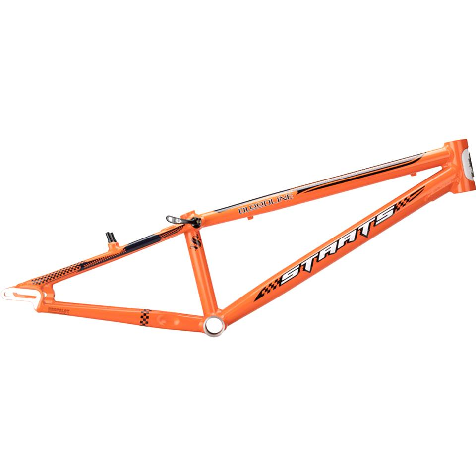 Staats Bloodline Expert XL BMX Race Frame - Orange