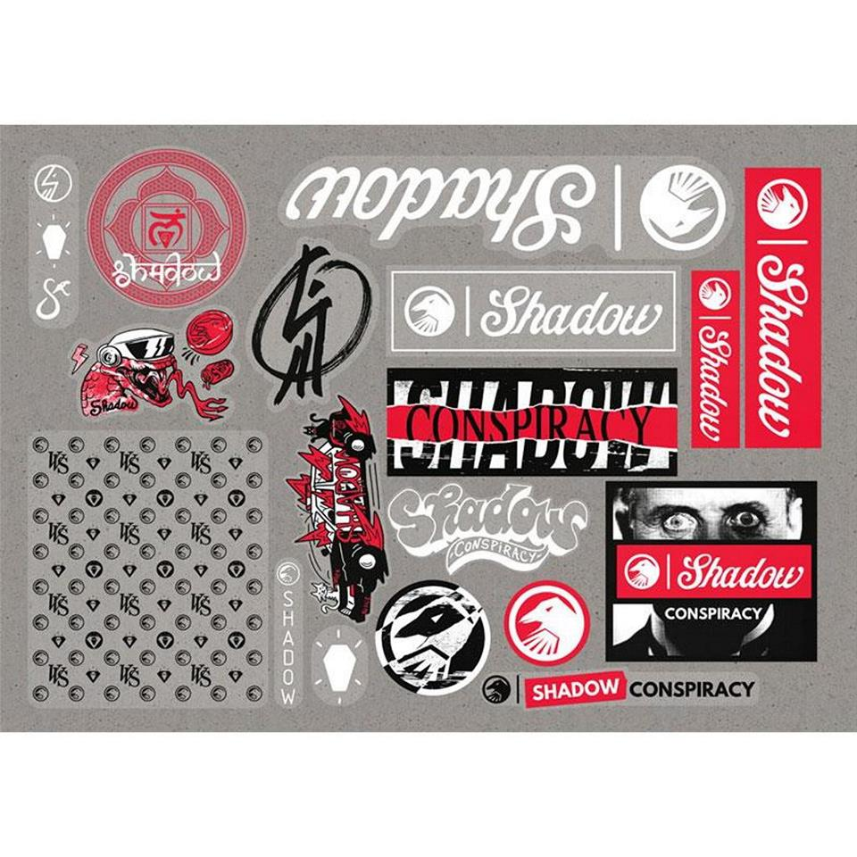 Shadow 2019 Sticker Pack