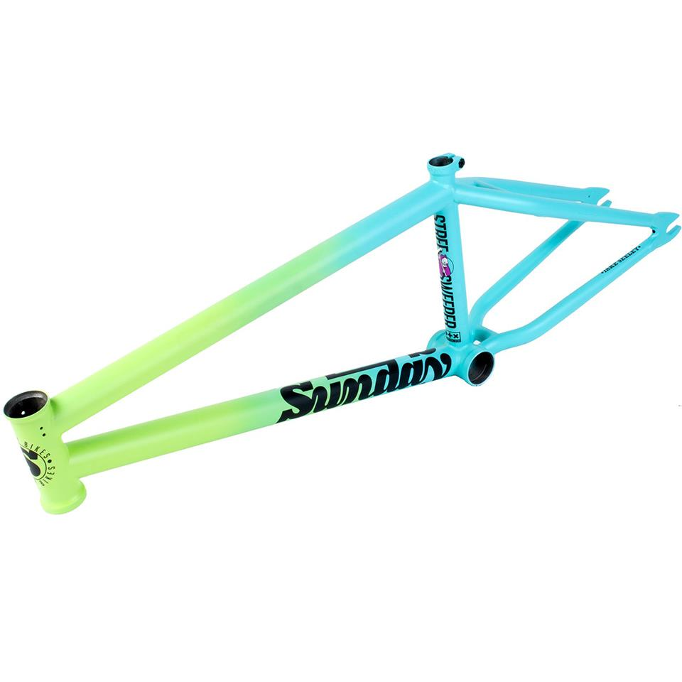 Sunday Street Sweeper Frame