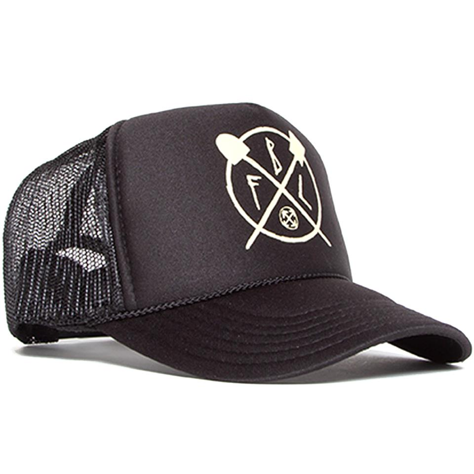 Fit TRL Trucket Hat - Black