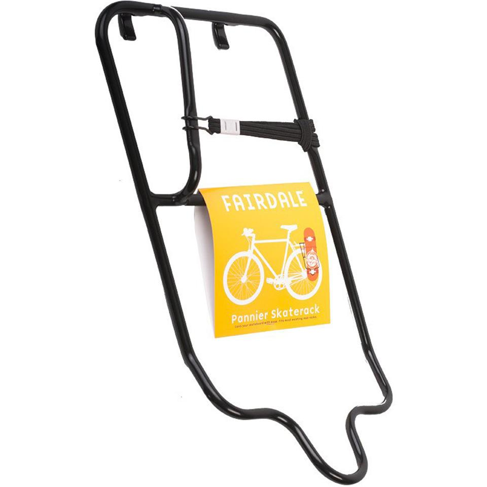 Fairdale Skate Pannier Rack - Black