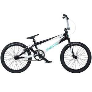 Radio Xenon Pro XL BMX Bike 2019 Black / Silver