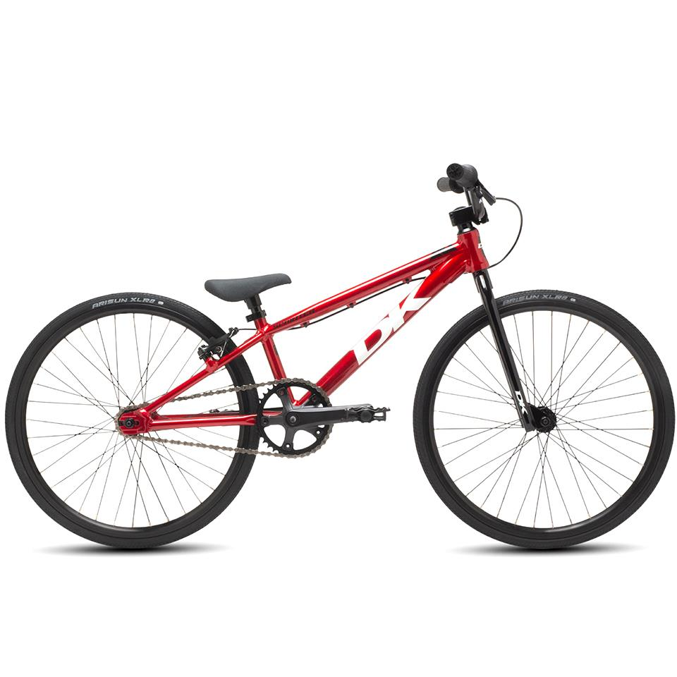 "DK Sprinter Micro 18"" Race BMX Bike 2019 - Red"