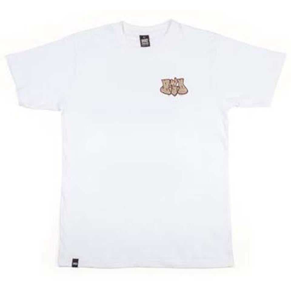 BSD Acid Tag T-Shirt - White