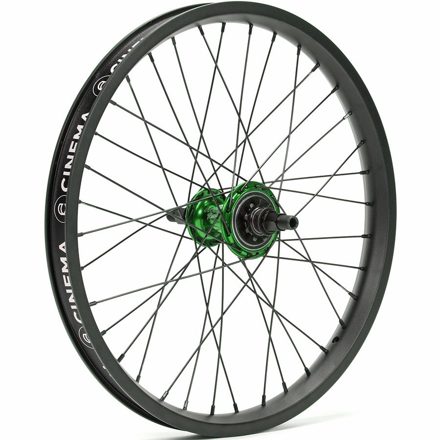 Profile Z Coaster Male Freecoaster / Cinema 888 Custom Wheel