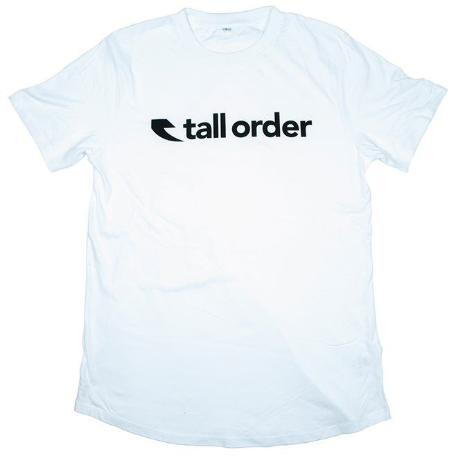 Tall Order Font Tee