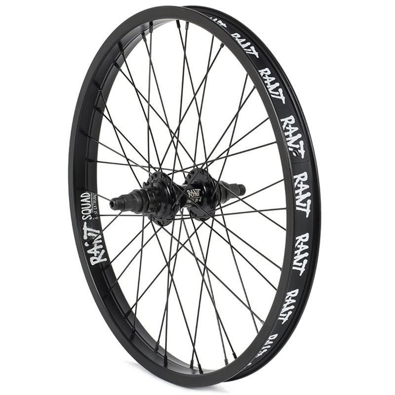 Rant Party On V2 Cassette Rear Wheel