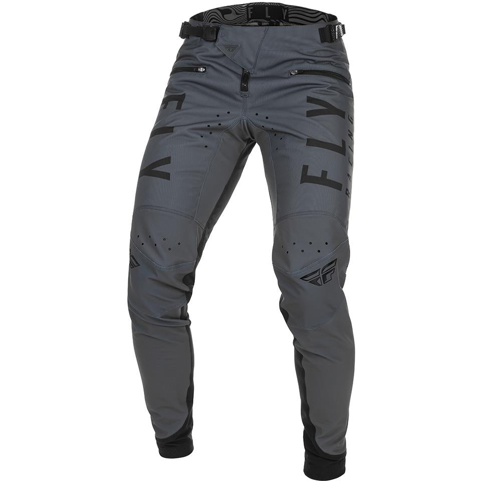 Fly Racing Youth F-16 Race Pant - Grey