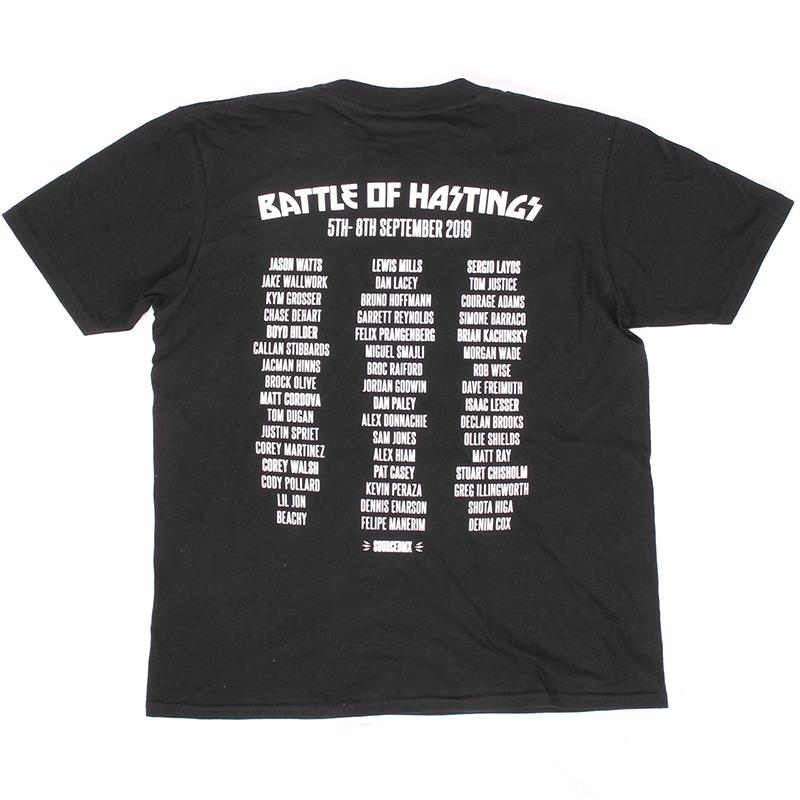 Source Battle of Hastings 2019 Youth Tee - Black