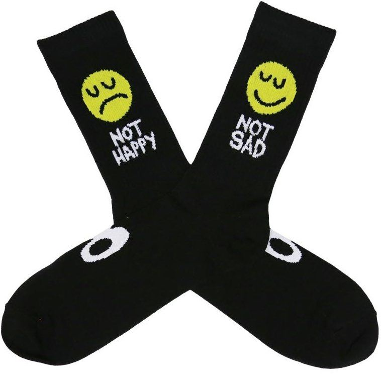 Cult This Night Socks Black
