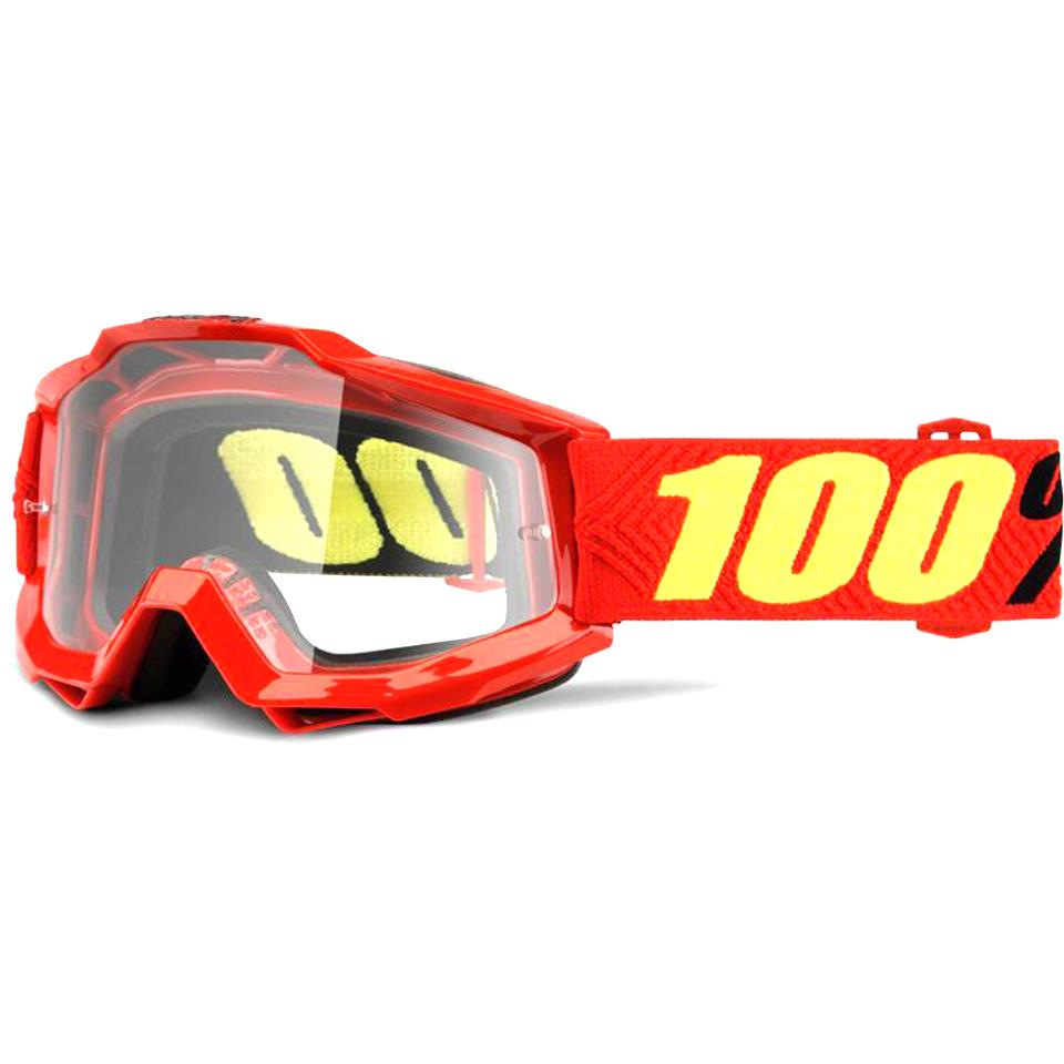 100% Accuri Goggles - Saarinen/Clear Lens